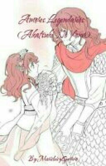 Amores Legendarios | Akatsuki no Yona |