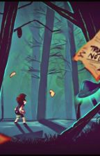 Dipper and The Mystery of the Gravity Falls Forest by The_Rainbow_Element_