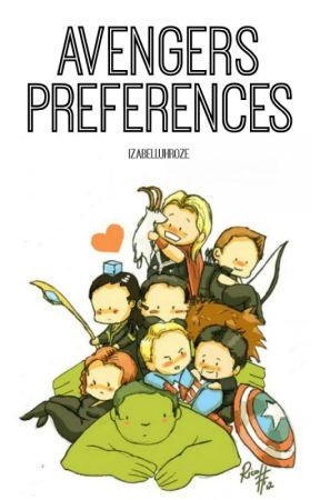 Avenger Preferences by bxllarxse
