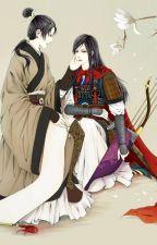 La balada de Mulan花木蘭 by AramisHeartnet