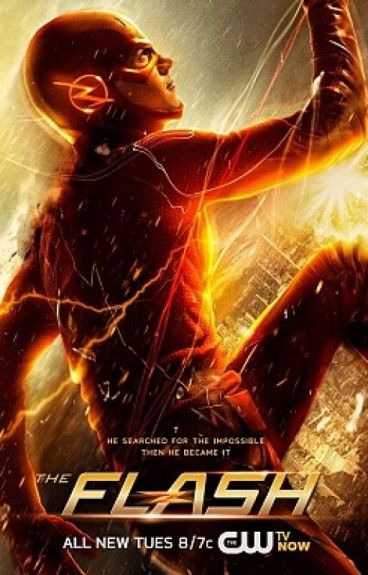 A Flash of the Elements - The Flash Fanfic