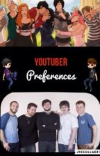 Youtuber preferences by IyaBooks