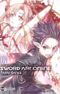 Sword Art Online - Jilid 4 : Fairy Dance