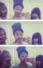 OMG! Friends With The Real OMG Girlz! by My90sHipster