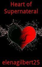 Heart of supernateral (vampire diaries fanfic) by elenagilbert25