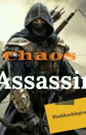 Percy Jackson Chaos Assassin by SlothKushington