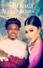 The Legacy Of August Alsina | Book 2 | Editing by kveen_