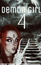 DEMON GIRL 4 by freakyblueeyes