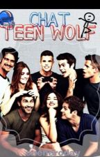 CHAT TEEN WOLF by oneheroday