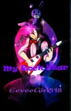 My Rock Star (FNAF Bonnie x Reader) by EeveeGirl518