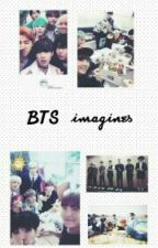 BTS IMAGINES by chan_ie