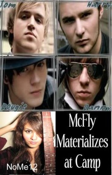 McFly Materializes at Camp