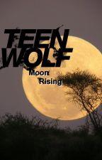 Teen Wolf:               Moon rising by EvilBannanas