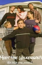 Meet the Wilkerson's {a Malcolm in the Middle fanfic} by Mae_the_force