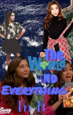 The World and Everything In It 《Rant Book》 by jamiesetzlerheart