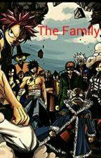 Fairy Tail: The family by rucbar