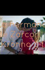 La hermana de Zarcort [Kronno y Tu] by Zeldaazul5