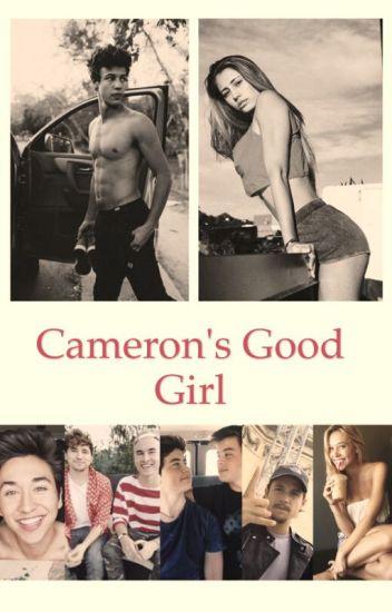 Cameron's good girl. cd