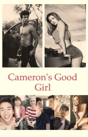 Cameron's good girl. cd