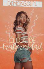 Chica De Fraternidad -Actualizaciones lentas- by --DemonsGirl--