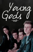 Young Gods ↣ Bronnor ◦ Trames by intokai