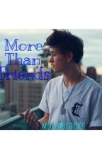 Crawford Collins fanfiction- More Than Friends by MollyBlack9
