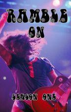 Ramble On | Season 1 | Jimmy Page by xxthcenturyfox
