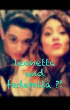 leonetta und fedemila?! by kleines_bluemchen