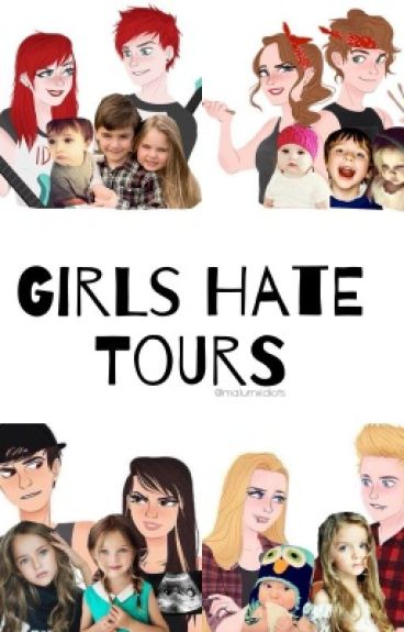 Girls Hate Tours - 5SOS