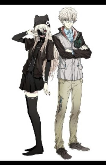 Memories (Kaneki ken x Female Ghoul reader)