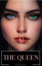The Queen by EllyLamartine