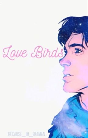 Love Birds by because_im_batman