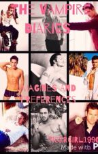 The Vampire Diaries: Imagines and Preferences by Tigergirl1996