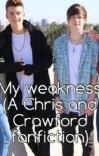 My Weakness (A Chris and Crawford Collins fanfic) by Colliner96