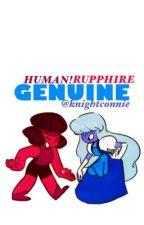 Genuine\\HUMAN!RUPPHIRE  by knightconnie
