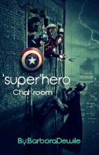 'super'hero chat room by BarboraDewile