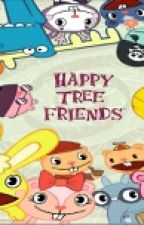 7 minutos en el cielo Happy Tree Friends by LoraineHelzebeth