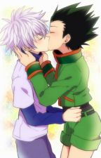 Inevitable x Love - Killua x Gon Oneshot by PewCryBusOsh