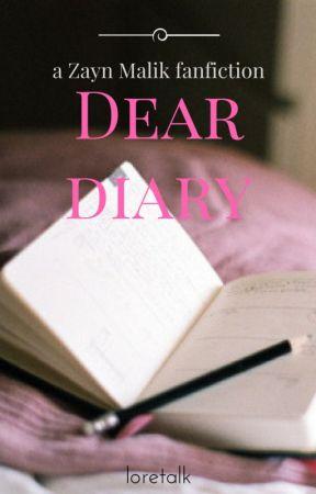 Dear Diary by loretalk