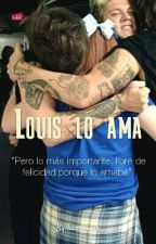 Louis lo ama; larry os by harrysear