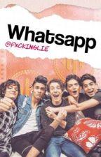 Whatsapp ☞CD9 by fxckinglie