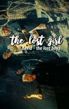 The Lost Girl    David by dingerholfield