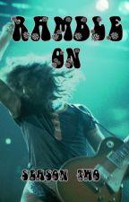 Ramble On | Season 2 | Jimmy Page by xxthcenturyfox