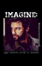 IMAGINE: Luke sensing you're in danger by Aidanturnerimagines