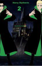 Harry potter: Harry slytherin 2 by littlejadelady