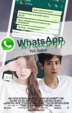WhatsApp ||Chanyeol||《TERMINADA》 by Park_Baekyol