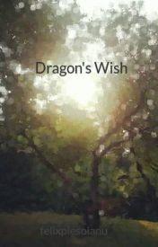 Dragon's Wish by felixplesoianu