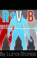 Rvb inserts and pairings [RvB Awards 2015] by comicsandtea
