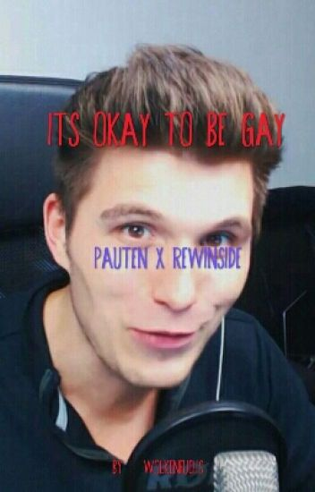"""Its okay to be gay..."""