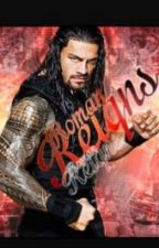 My Superman (Roman Reigns) by chloe331